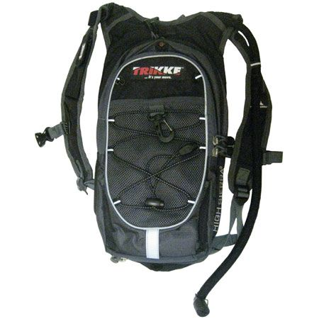 Hydration pack black