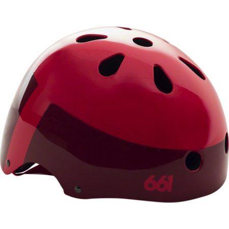 SixSixOne Dirt Lid Helmet - Red