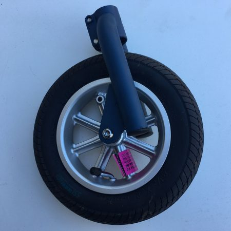 trikke front fork air tire conversion