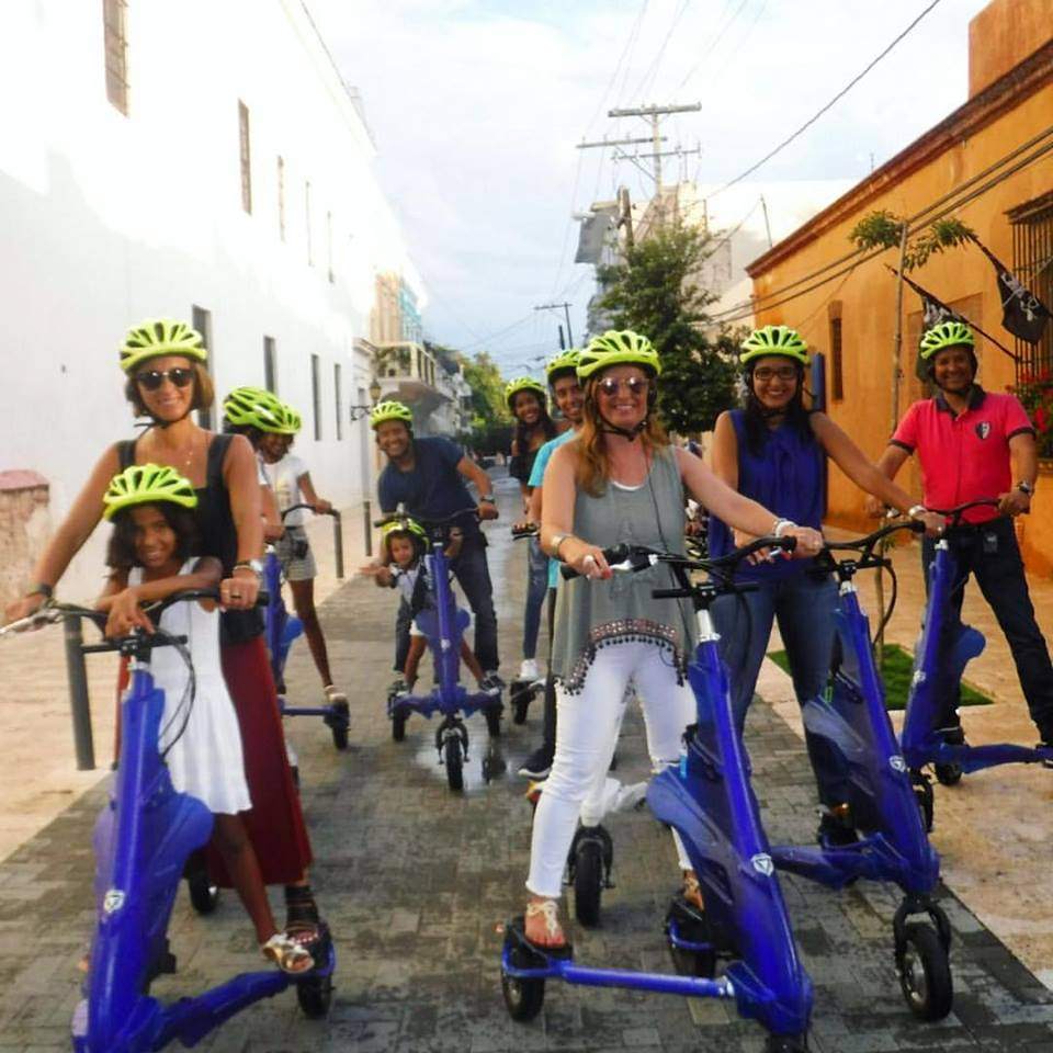 Santo Domingo Trikke Tours5