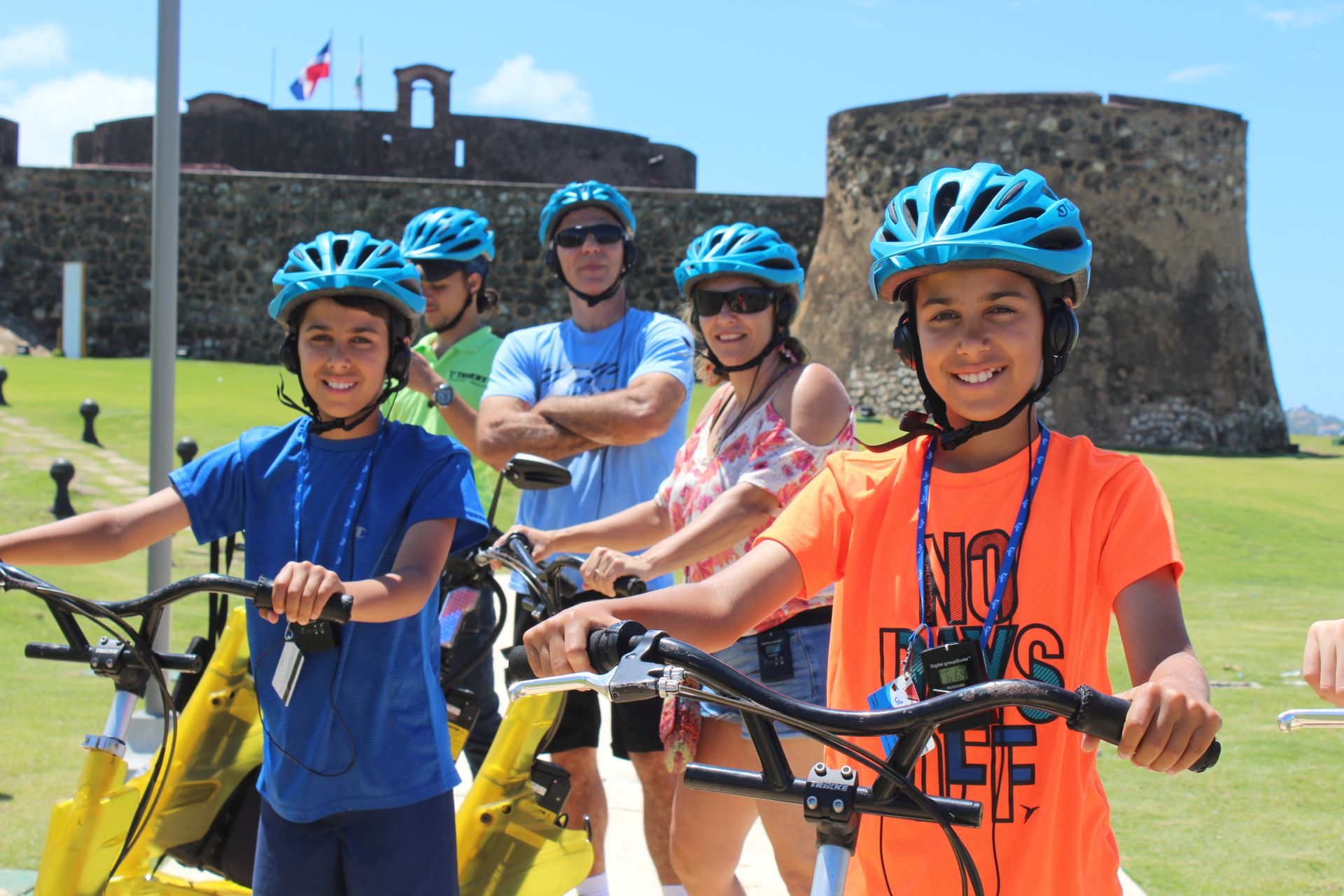 Trikke Tours Dominican Republic (2)