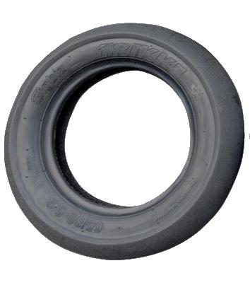 Pone front slick tire