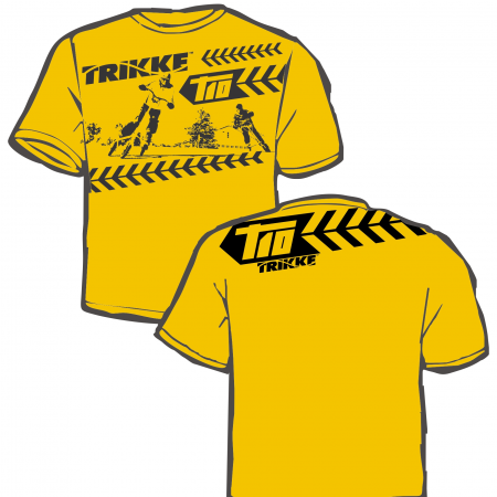 T10 yellow shirt