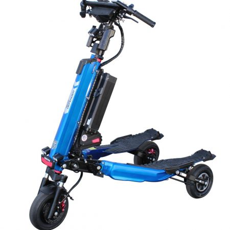 Trikke-Defender-Blue