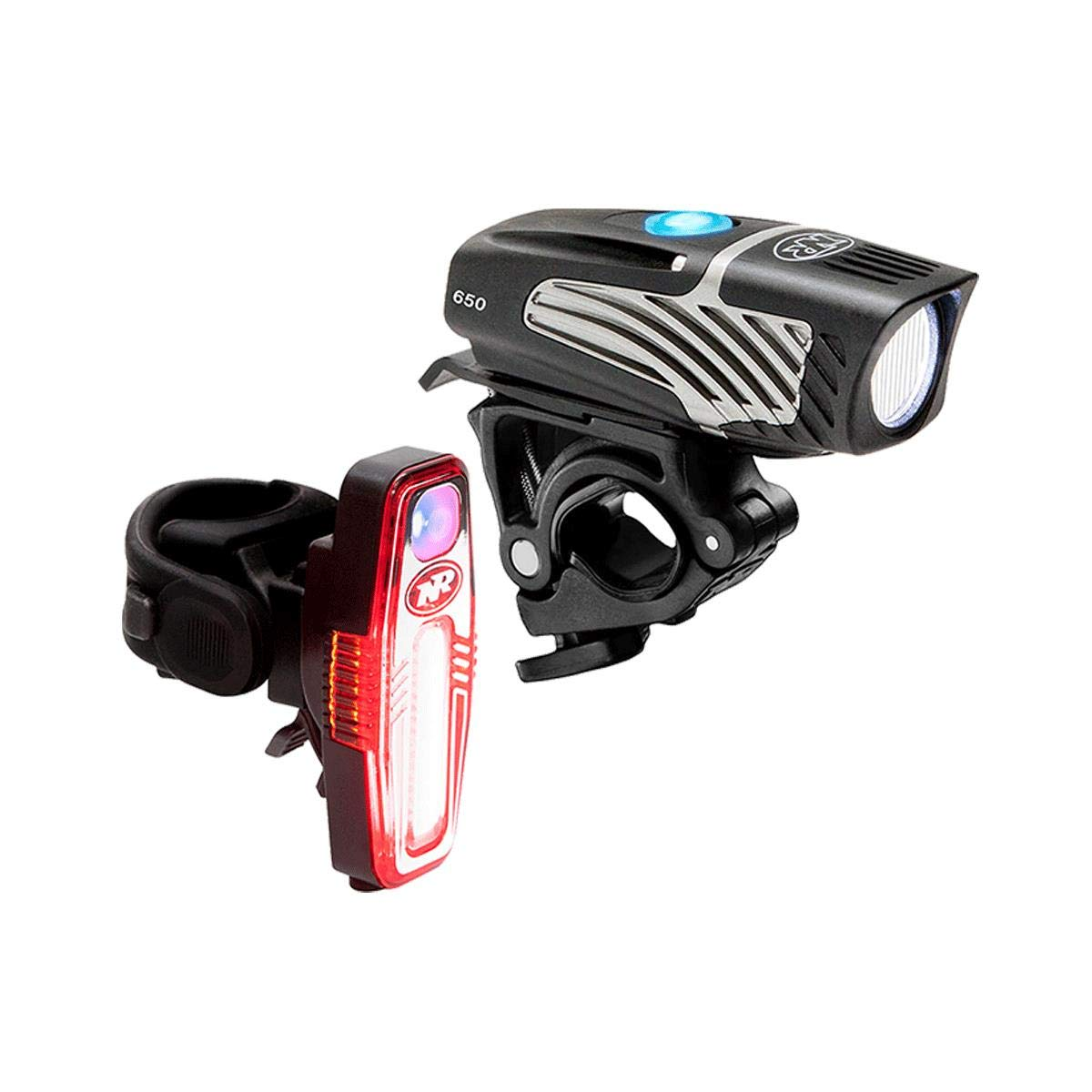 Bicycle LED Head /& Tail Light Combo Set ~ New
